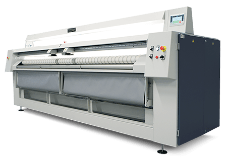 IPSO industrial automatic feeder Ironer