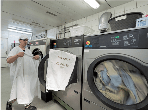 Ferrum, an IPSO-Partner for more than 20 years, offers much more than just laundry equipment.