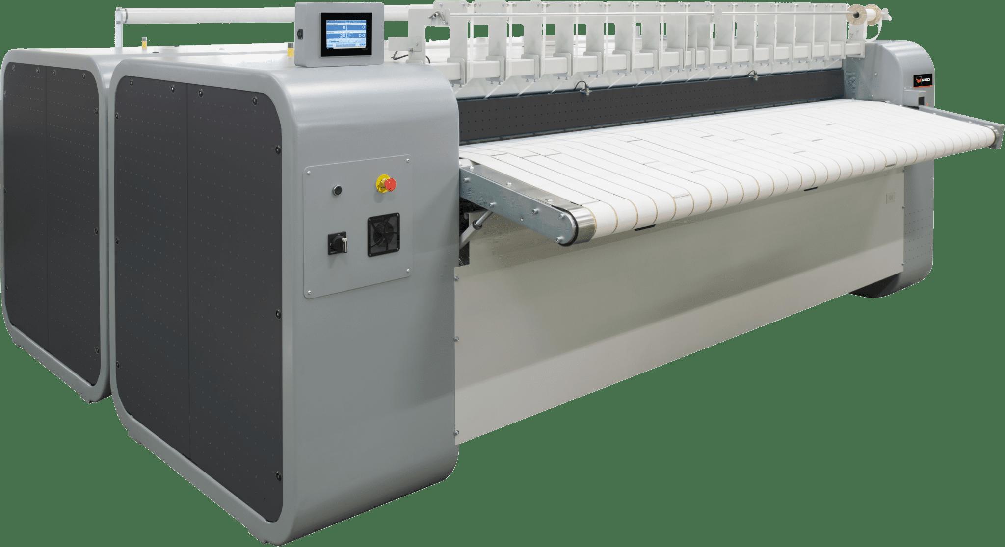 IPSO 2 roll ironer