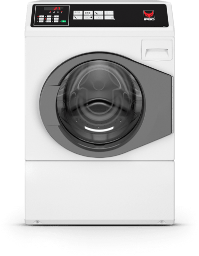 IPSO CW10 semi-commercial / commercial front-load washing machine