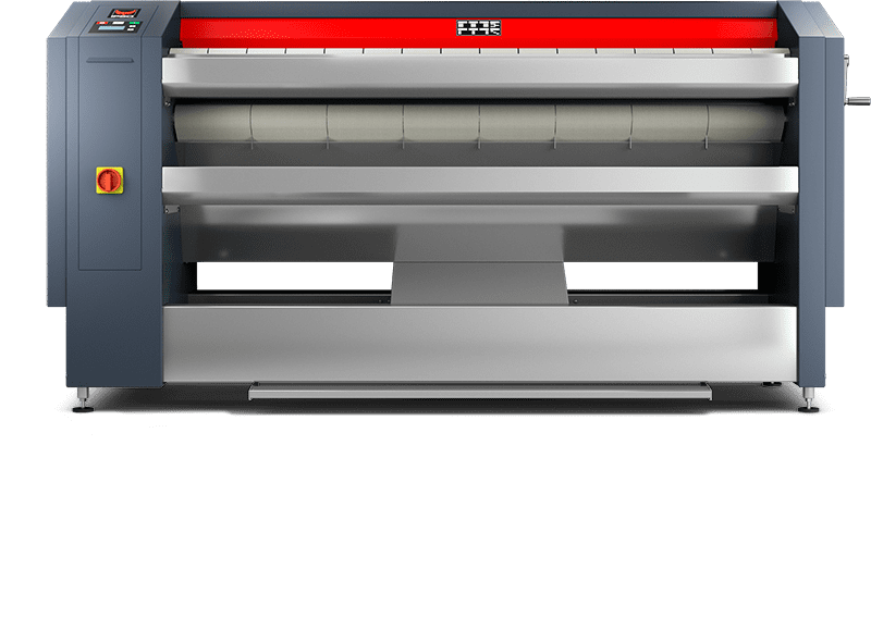 IPSO industrial cylinder-heated Ironer (large capacity)