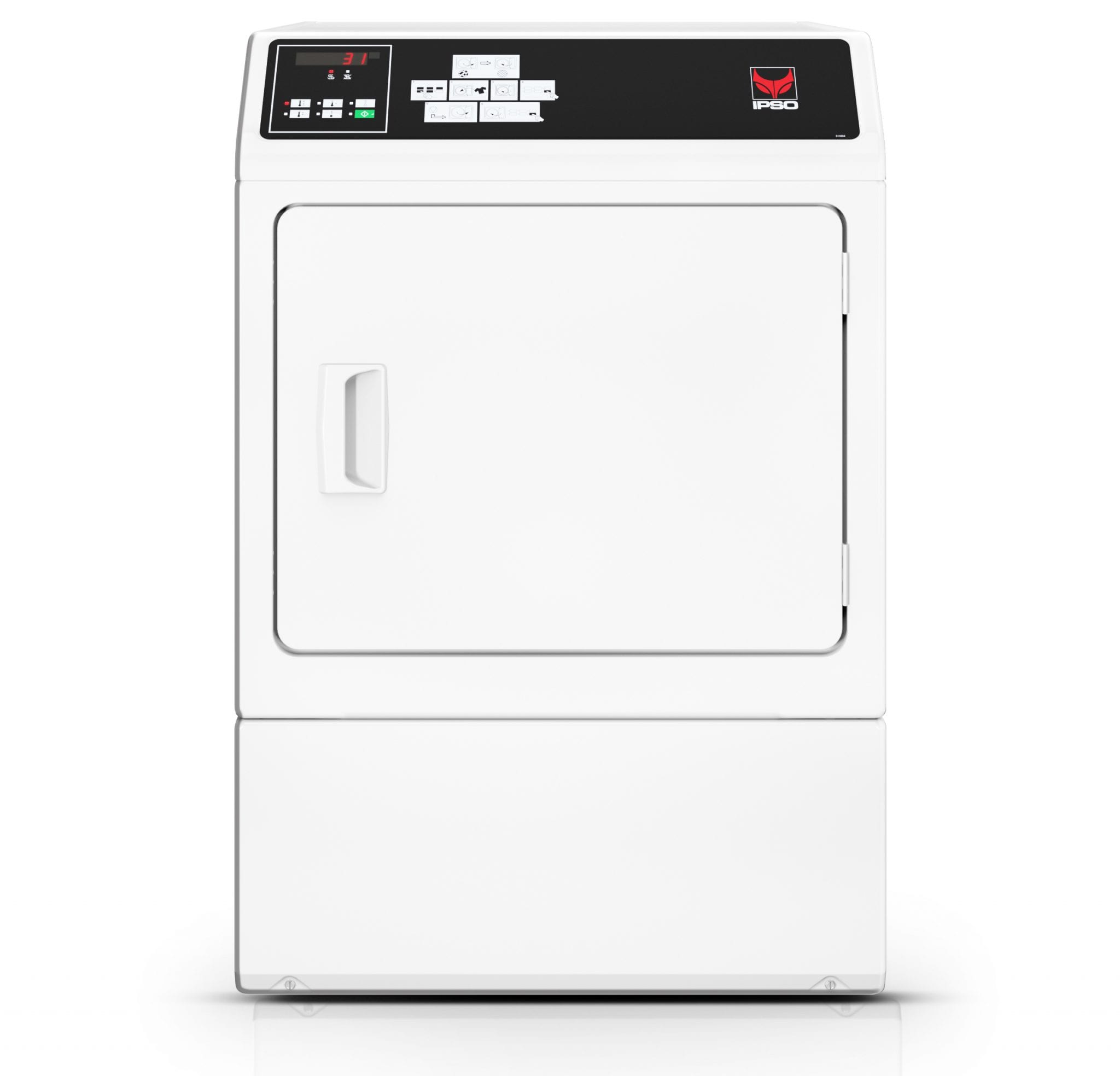 IPSO commercial laundry dryer