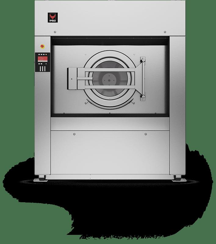 IPSO large soft-mount industrial washing machine